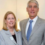 Colleen Scanlon meeting with Mark Udall.