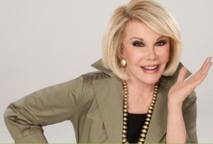 Joan Rivers, RIP